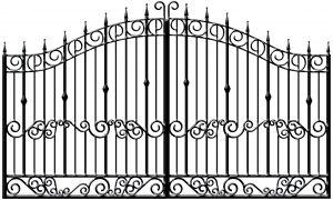 double-gate-keynsham-forge