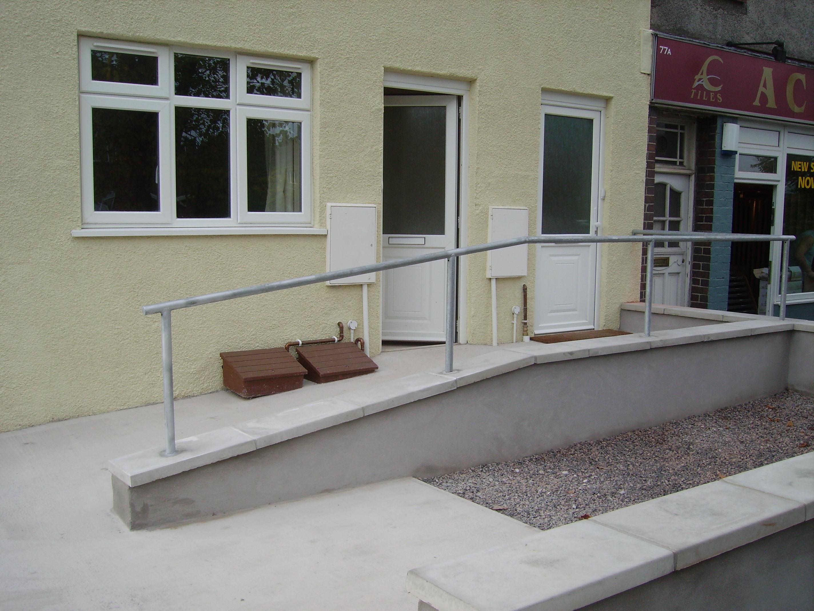 Handrails & Balconies
