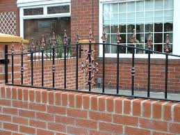 Wrought Ironwork Railings
